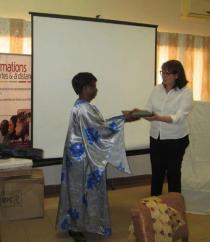 1er atelier de conception des livrets au Burkina Faso ©IFADEM