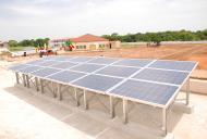 Panneaux solaires, Espace IFADEM ©IFADEM
