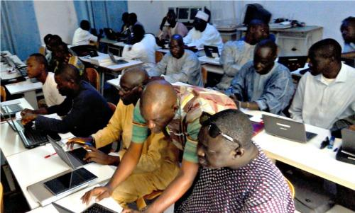 Formation des tuteurs à Kaolack (Sénégal) ©IFADEM