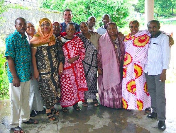 1er atelier de conception des livrets aux Comores @IFADEM