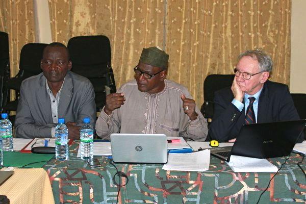 Séminaire de restitution et de réflexion sur la politique de formation des enseignants au Niger © IFADEM