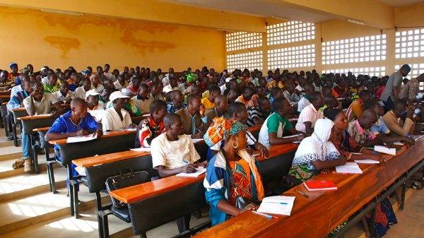 1er regroupement en présentiel des enseignants au Togo ©IFADEM